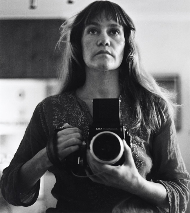 Sue Ford (Australia 1943-2009) 'Self-portrait 1974' 1974, printed 2011
