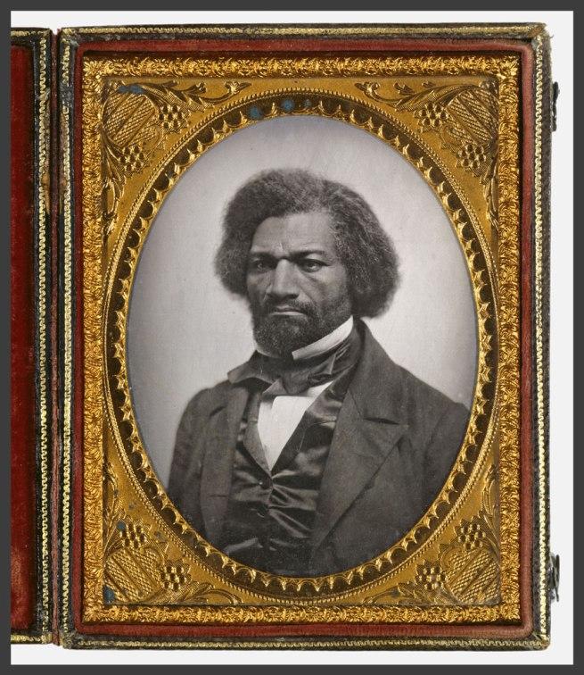 Unidentified Artist. 'Frederick Douglas' 1856