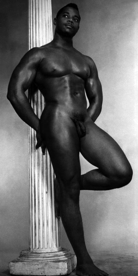Alonze James Hanagan (aka Lon of New York) 'Howard Hunter' c. 1950s