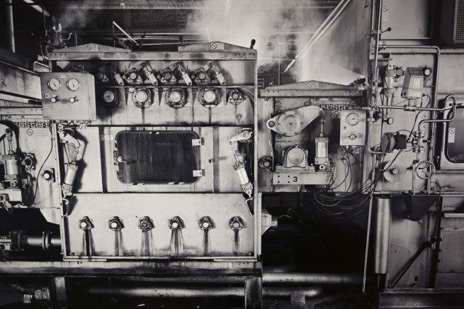Cameron Clarke. 'Küsters Washer, Bruck Textiles, Wangaratta' 2014