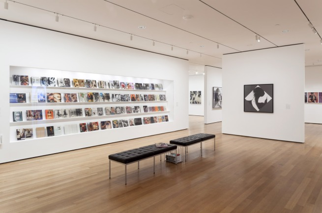 Installation views of 'Robert Heinecken: Object Matter' at The Museum of Modern Art (MoMA)