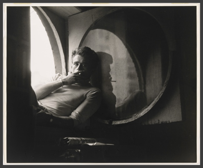 Roy Schatt. 'James Dean' 1954