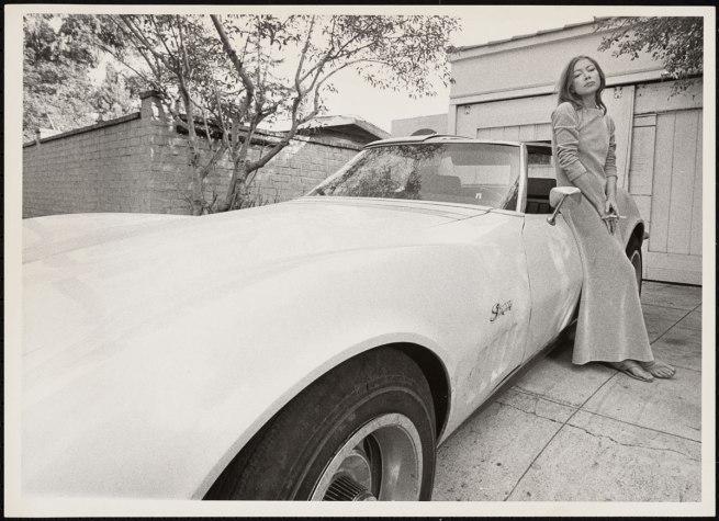 Julian Wasser. 'Joan Didion' 1970