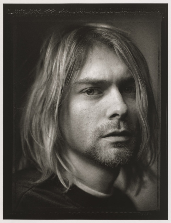 Mark Seliger. 'Kurt Cobain' 1993 (printed 2013)