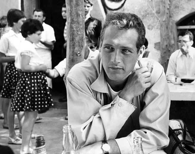 Leo Fuchs. 'Paul Newman' 1959 (printed 2013)