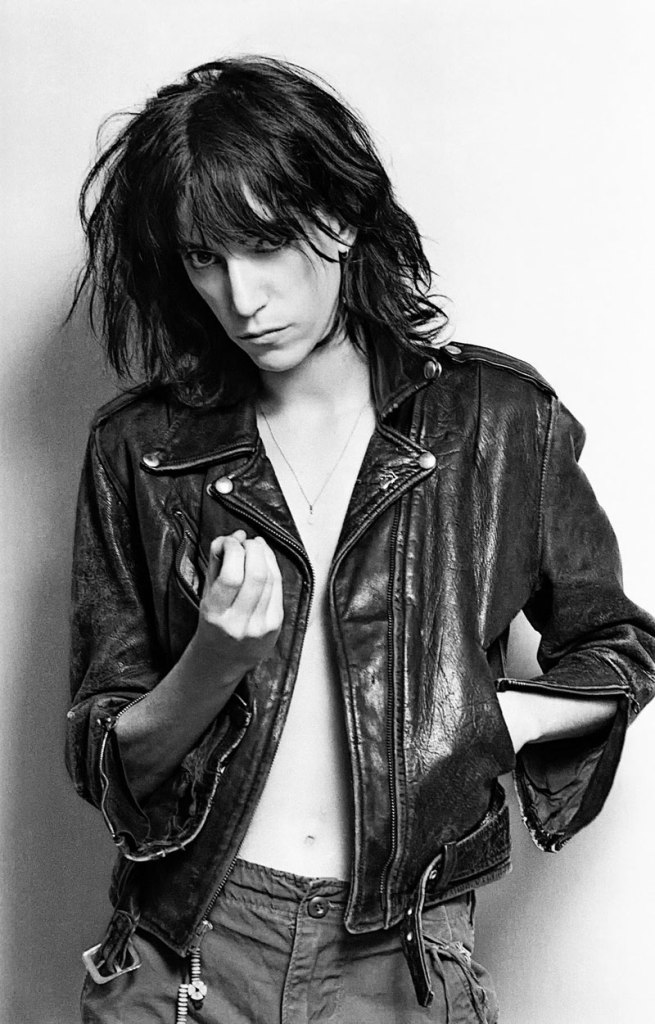 Lynn Goldsmith. 'Patti Smith' 1976 (printed 2012)