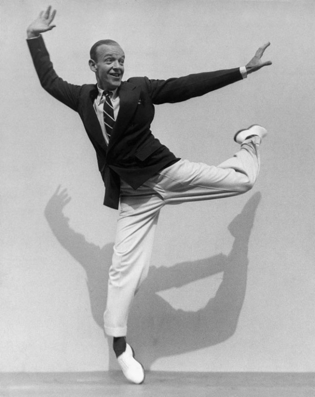 Martin Munkacsi. 'Fred Astaire' 1936