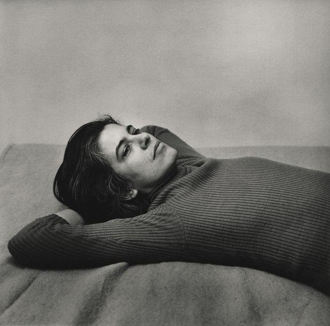 Peter Hujar. 'Susan Sontag' 1975