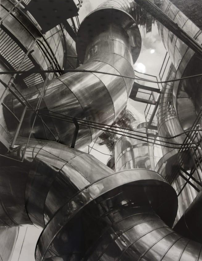 Wolfgang Sievers. 'Sulphuric Acid Plant Electrolytic Zinc, Risoon, Tasmania, 1959' 1959