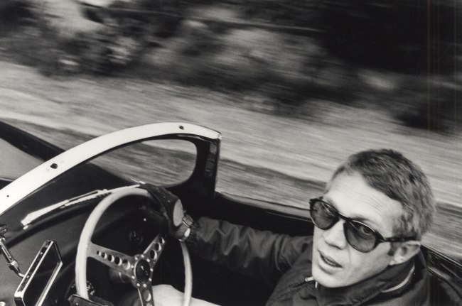 William Claxton. 'Steve McQueen' 1962