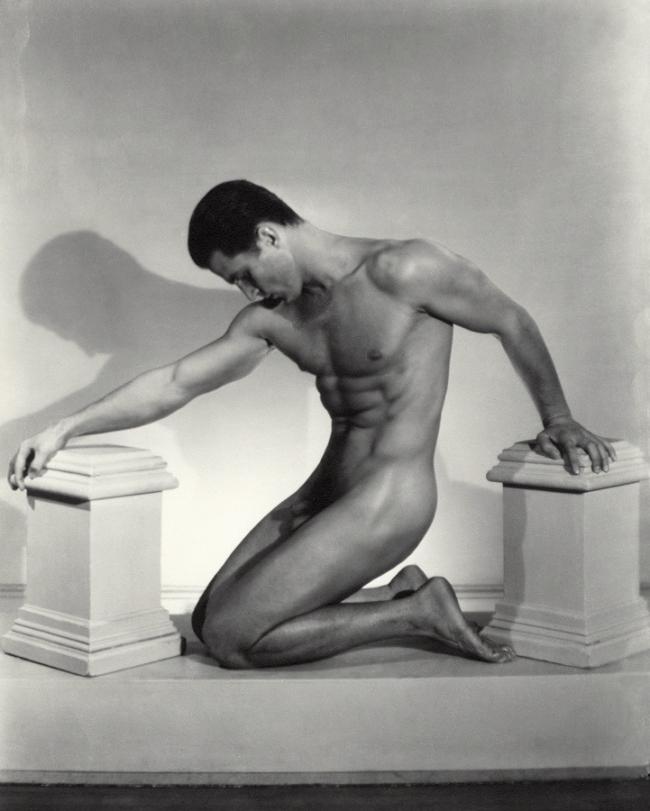 Edwin Townsend. 'Tony Sansone' c. 1950s
