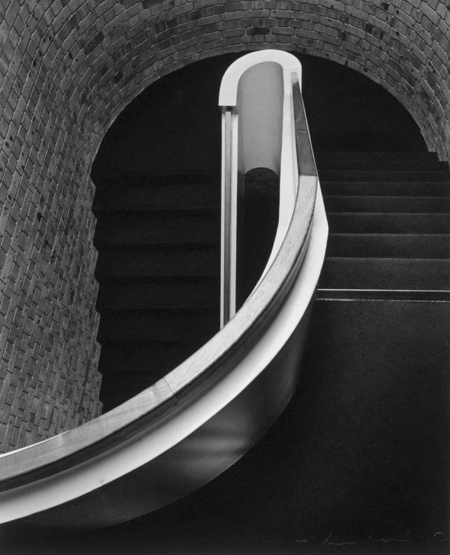 Max Dupain. 'Stair rail' 1975