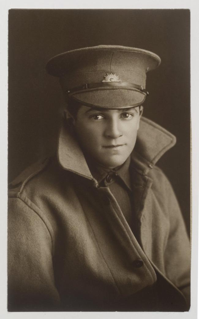 Crown Street Studios. 'Roy Wilfred Williams' c. 1918