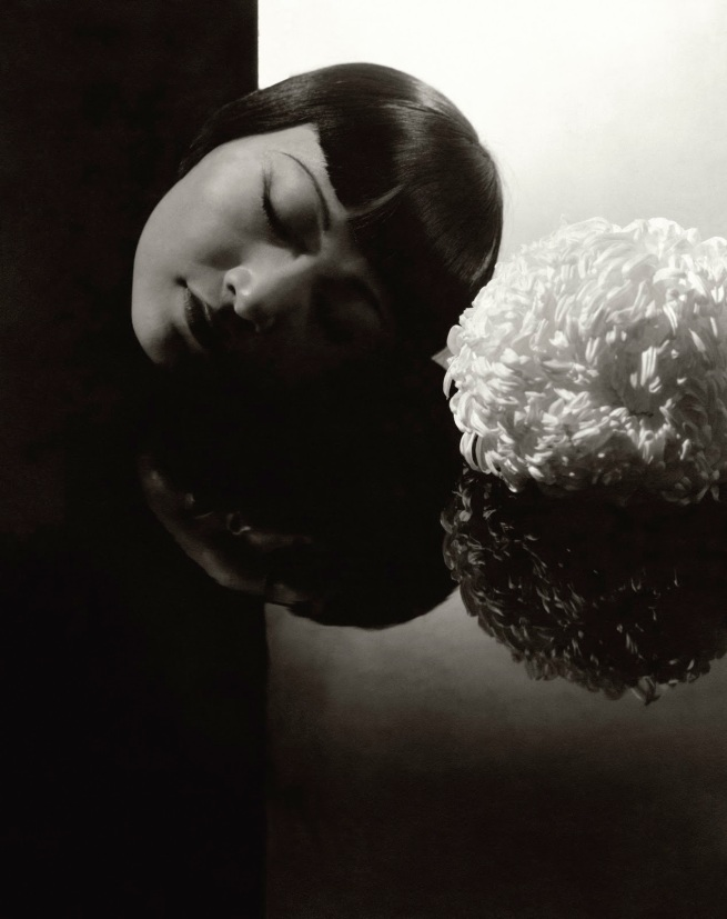 Edward Steichen (American, born Luxembourg. 1879-1973) 'Anna May Wong' 1930