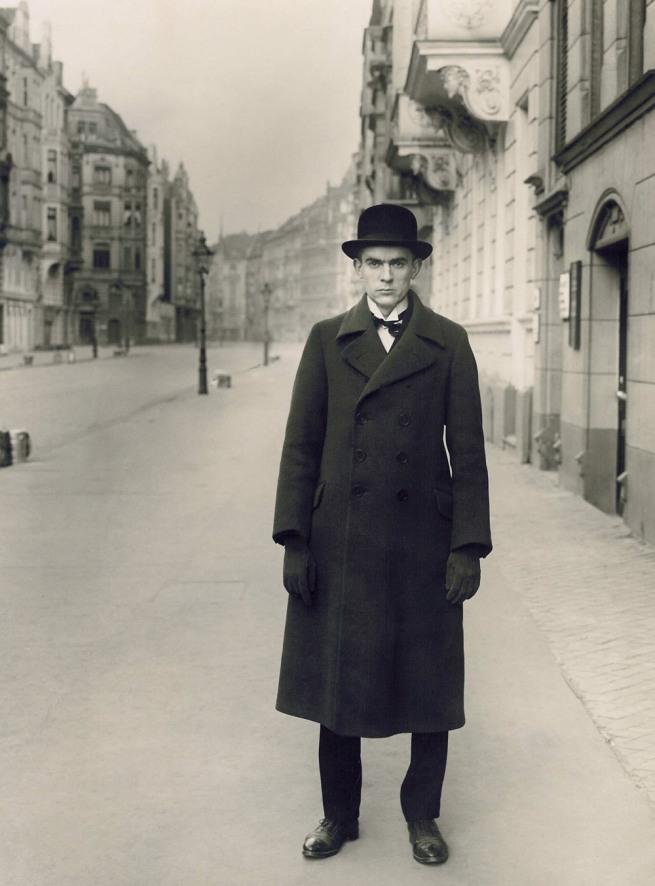 August Sander. 'Ret Bearbeitet' 1927