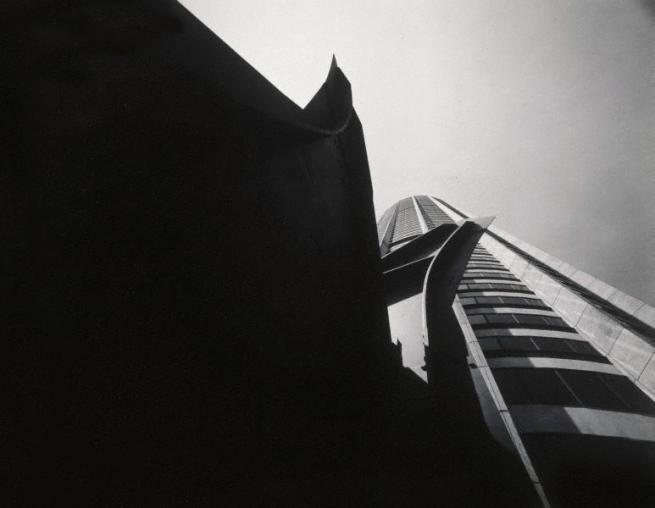Max Dupain 'Australia Square and Calder sculpture, Sydney' 1968
