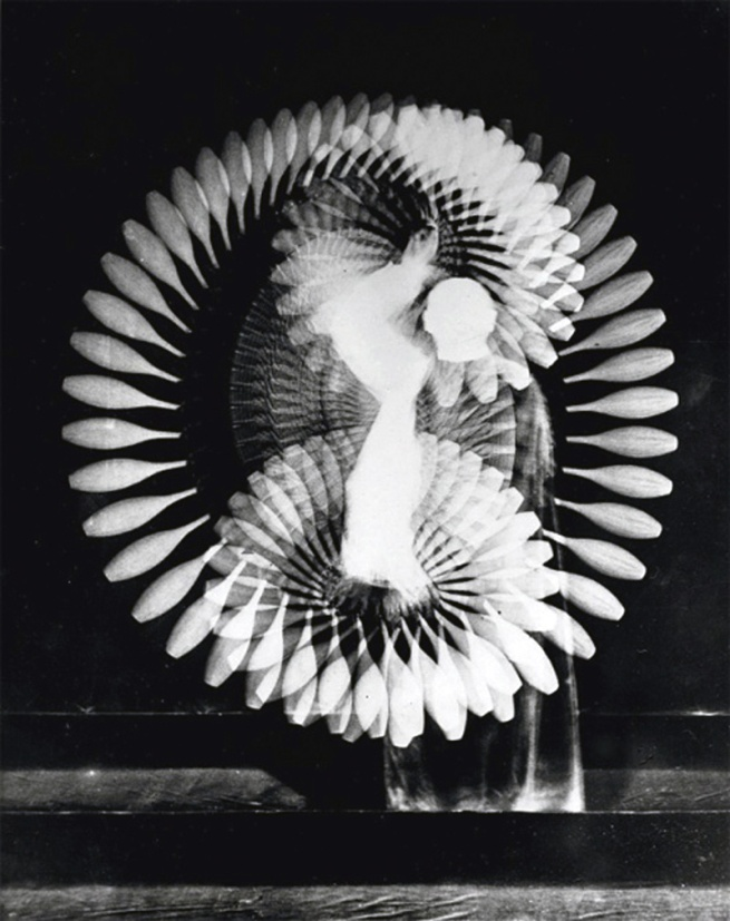 Harold Edgerton (American, 1903-1990) 'Indian Club Demonstration' 1939