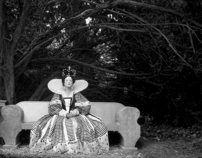Cecil Beaton. 'Edith Olivier, Mayor of Wilton, as Queen Elizabeth I for a pageant at Wilton' 1932