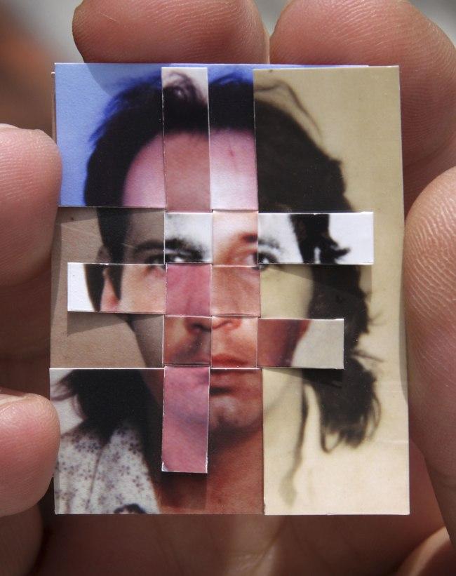 Oscar Muñoz. 'El juego de las probabilidades' [The Game of Probabilities] 2007