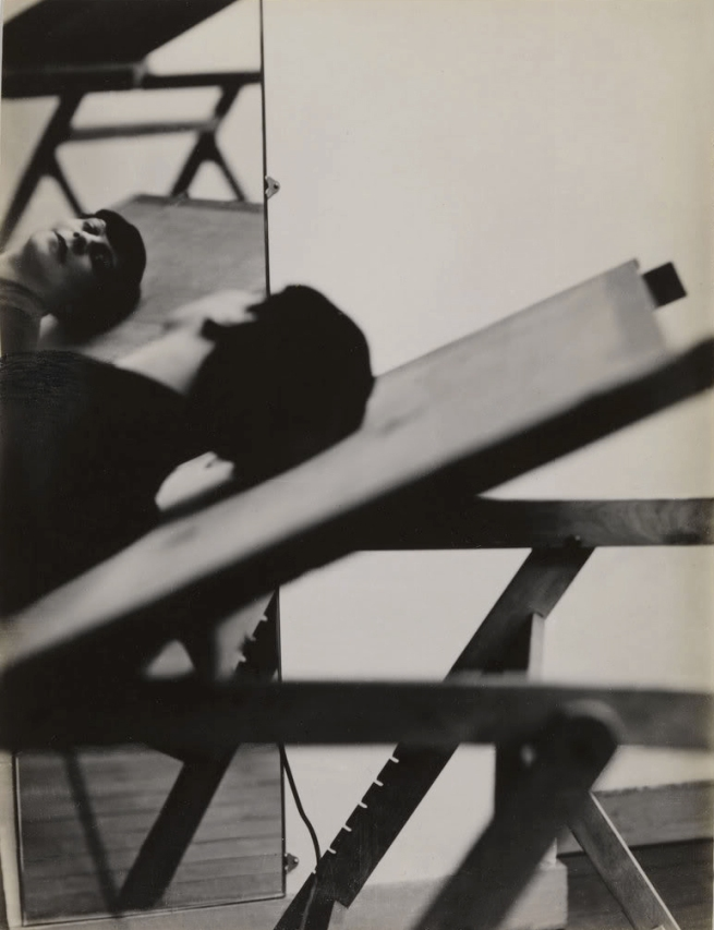 Florence Henri. 'Self-portrait in a mirror' 1928