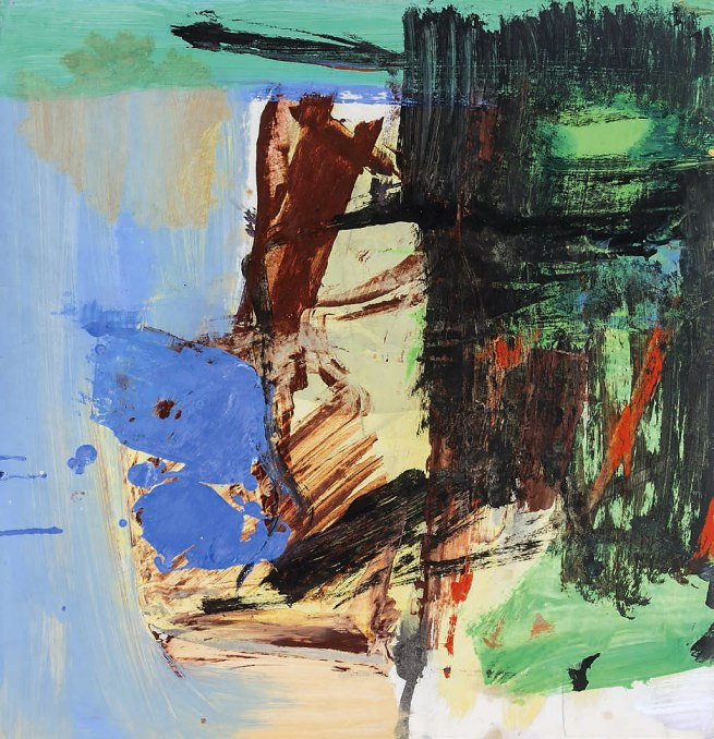Franz Kline. 'Untitled' 1960