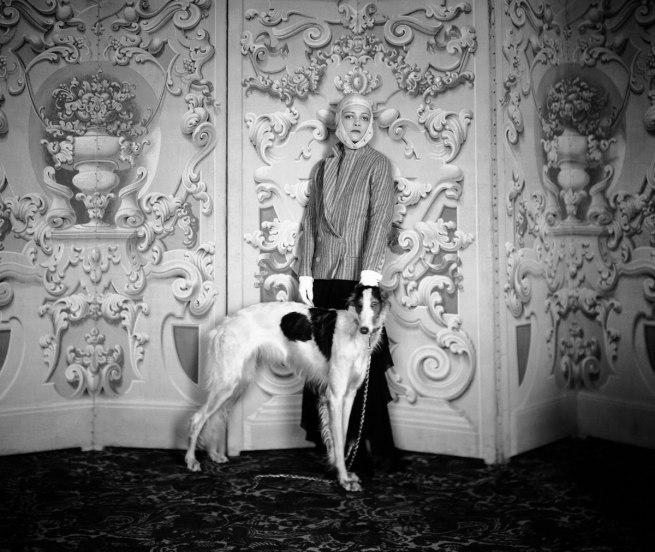 Cecil Beaton. 'Georgia Sitwell, Renishaw' 1930