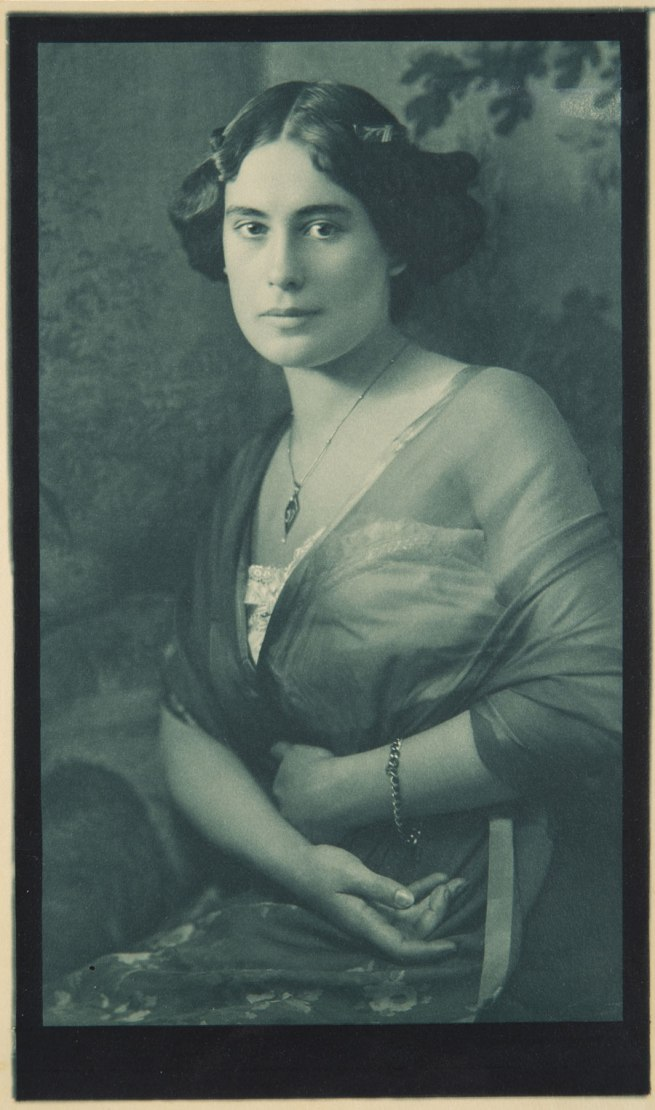 Franz Grainer. 'Portrait' 1920