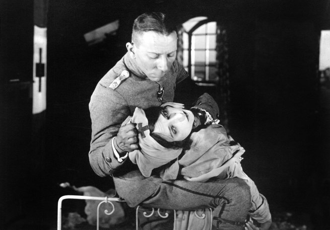 'The Heart of Humanity'. 1919. USA. Directed by Allen Holubar.