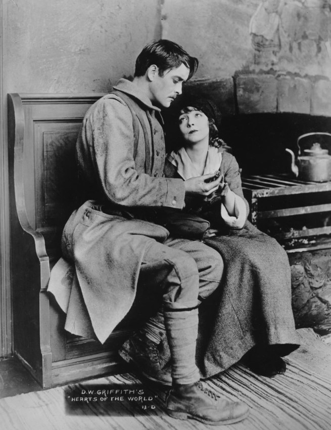 'Hearts of the World'. 1918. USA. Directed by D.W. Griffith