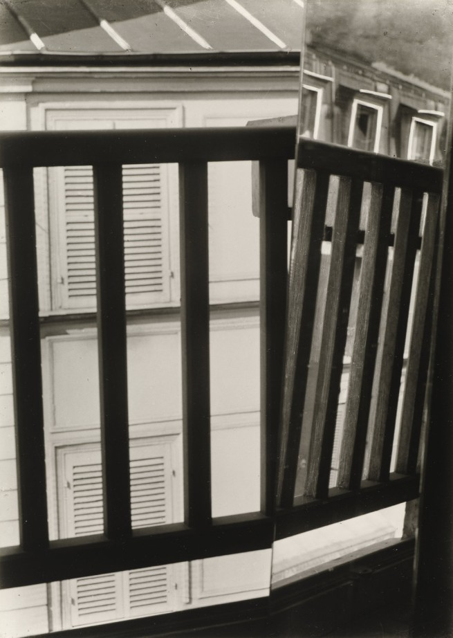 Florence Henri. 'Paris Window' 1929