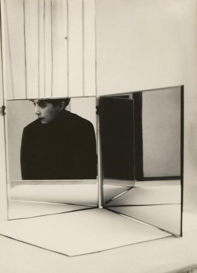Florence Henri. 'Portrait' 1928