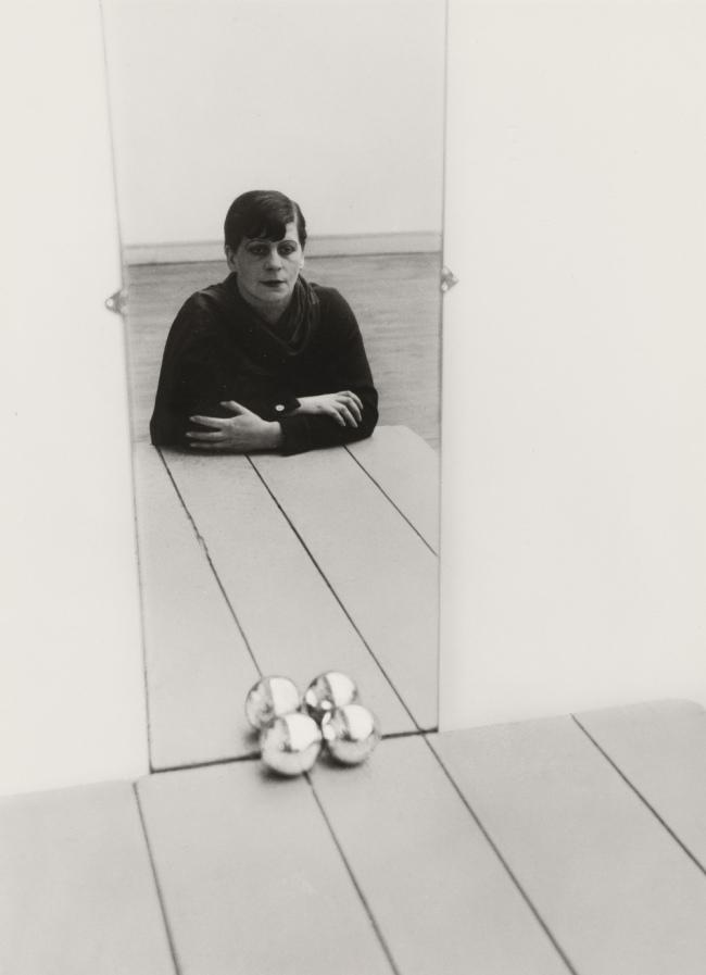 Florence Henri. 'Self Portrait' 1928