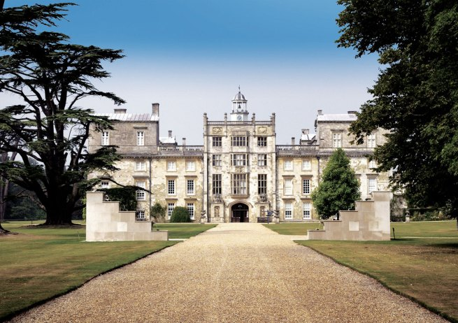 East Front of Wilton House