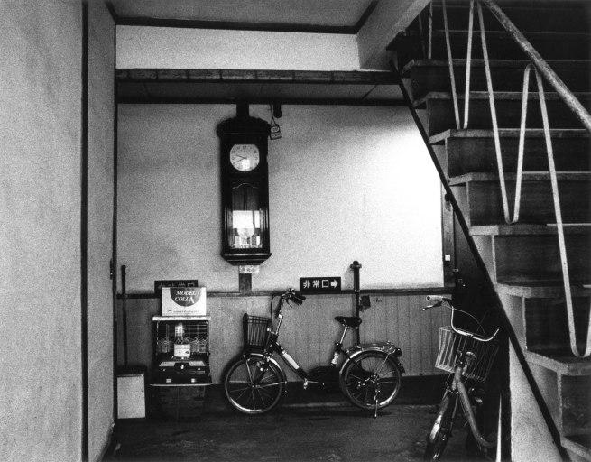 Miyako Ishiuchi. 'Apartment #47' 1977-78