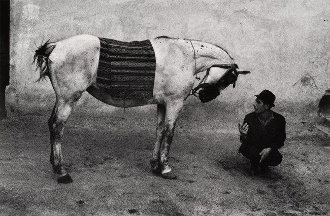 Josef Koudelka. 'Romania' 1968, printed 1980s