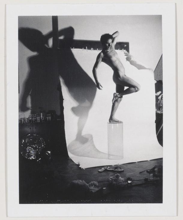 Lucas Samaras (American, born Greece 1936) 'Auto Polaroid' 1969-71 (detail)