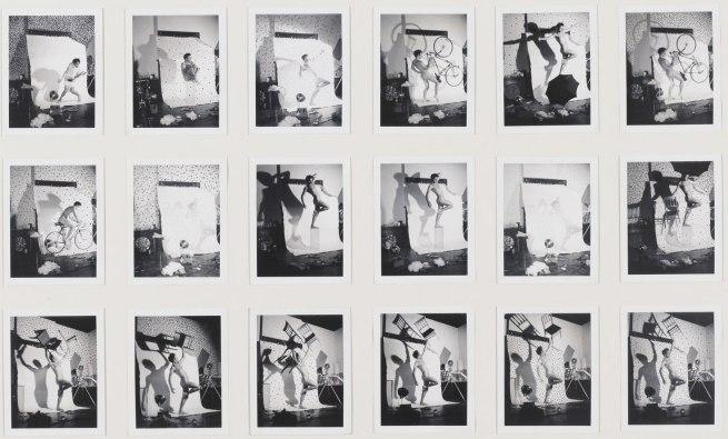 Lucas Samaras (American, born Greece 1936) 'Auto Polaroid' 1969-71