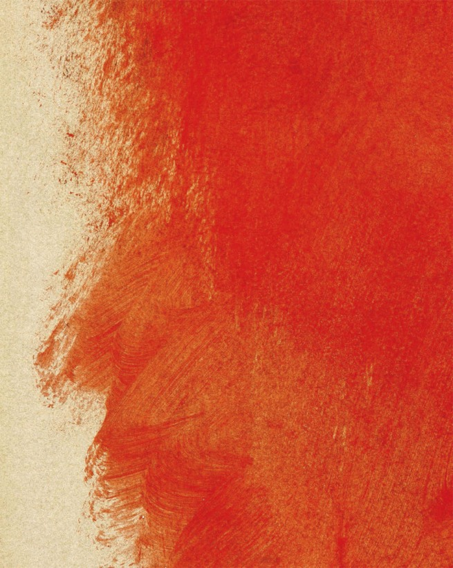 Mark Rothko. 'Untitled' 1968 (detail)