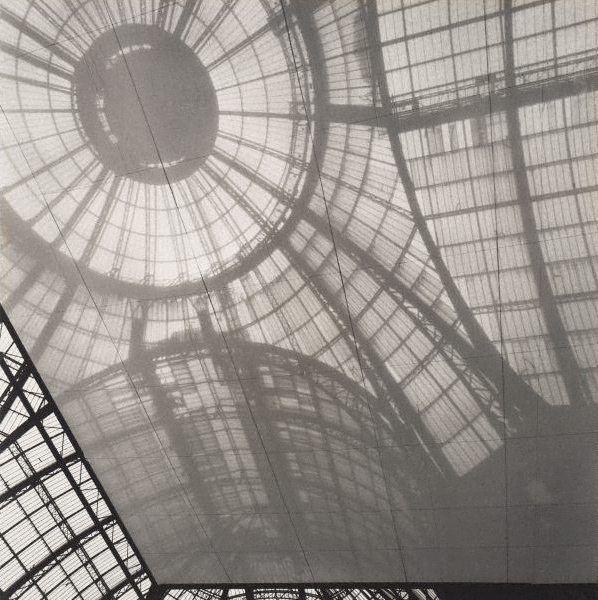 Max Dupain. 'Untitled (the glass dome of Grand Palais)' 1978