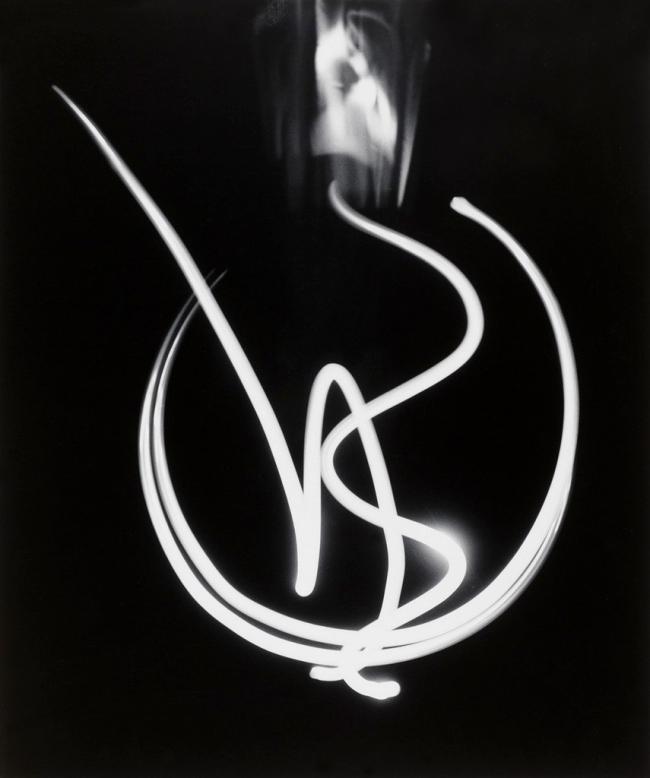 Barbara Morgan (American, 1900-1992) 'Cadenza' 1940