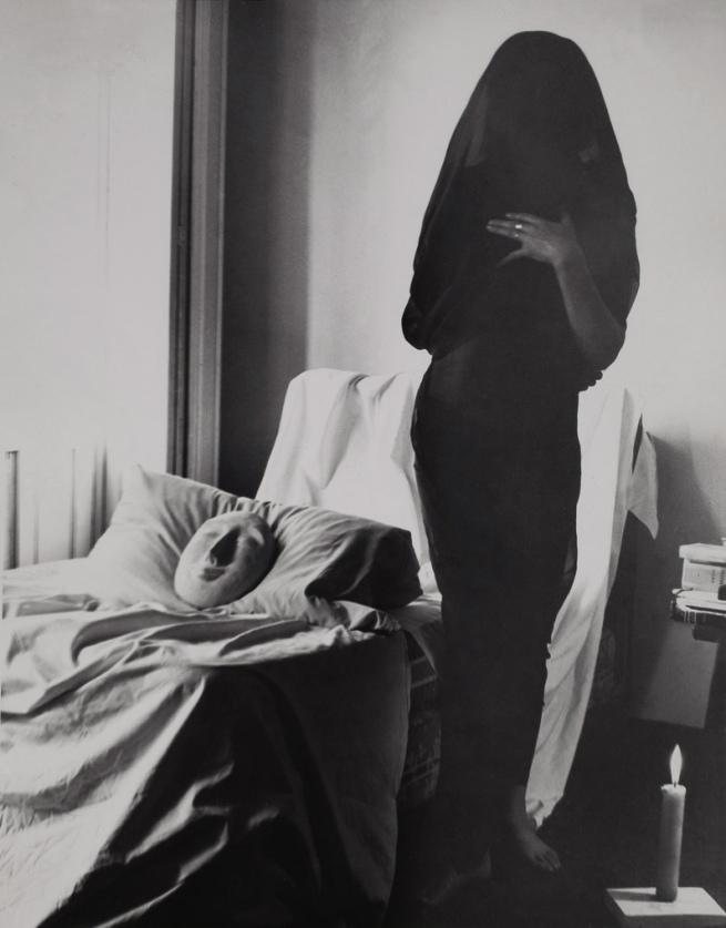 Kati Horna. 'Untitled, Oda a la necrofília series [Ode to Necrophilia]' Mexico 1962
