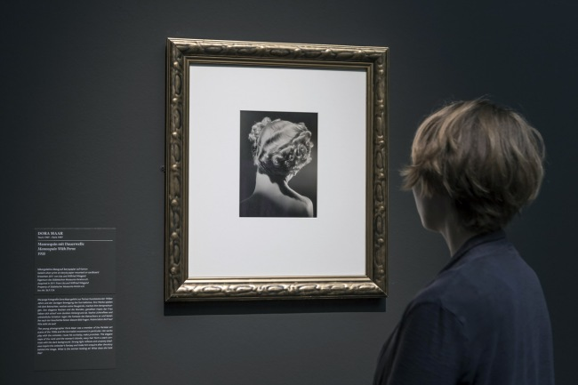 Installation view of the exhibition 'Lichtbilder. Photography at the Städel Museum from the Beginnings to 1960'