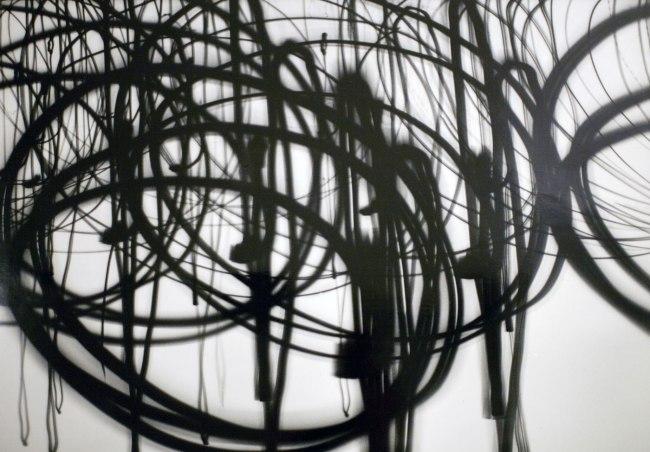 Otto Steinert (1915-1978) 'Luminogram' 1952