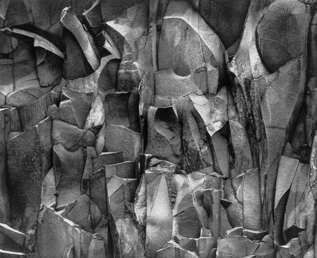 Paul Caponigro. 'Rock Wall, Connecticut' 1959