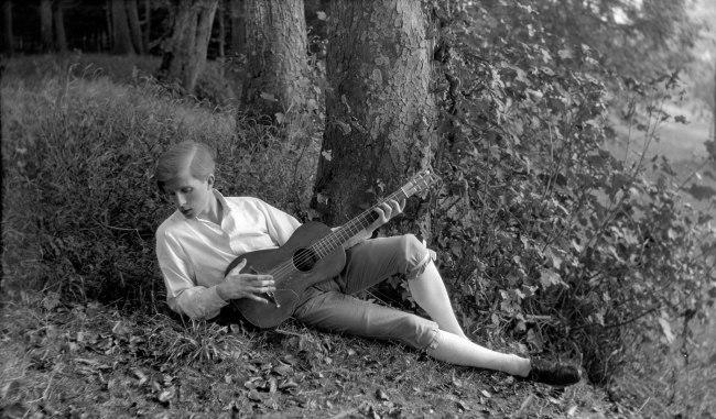 Cecil Beaton. 'Rex Whistler' 1927