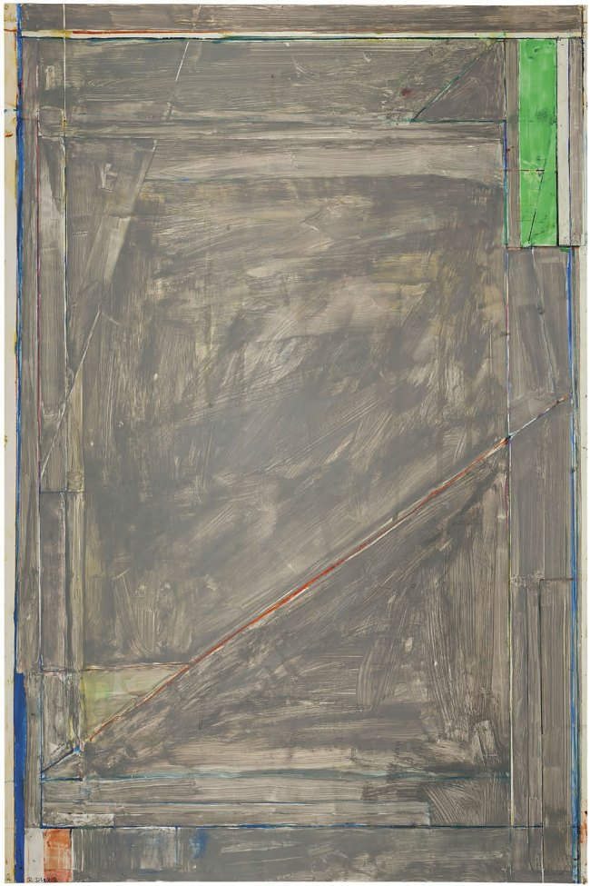 Richard Diebenkorn. 'Untitled (Ocean Park)' 1983