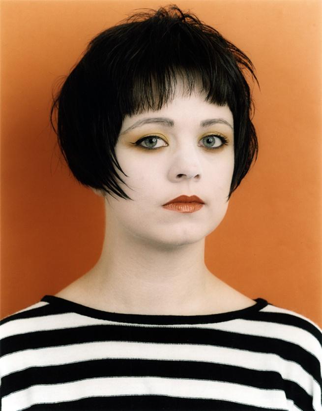 Thomas Ruff. 'Gisela Benzenberg, Aug. 1985' 1985
