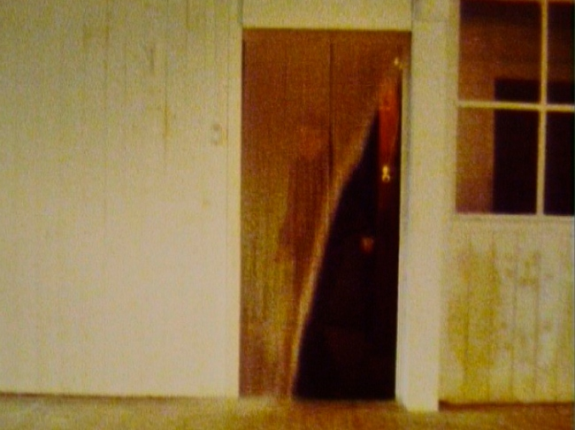 Roman Signer (Swiss, born 1938) 'Sand Curtain (Sandvorhang)' 1983