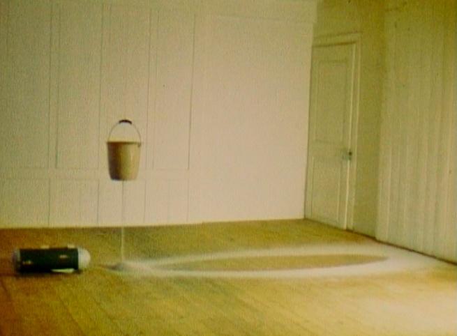Roman Signer (Swiss, born 1938) 'Sand (Sand)' 1988