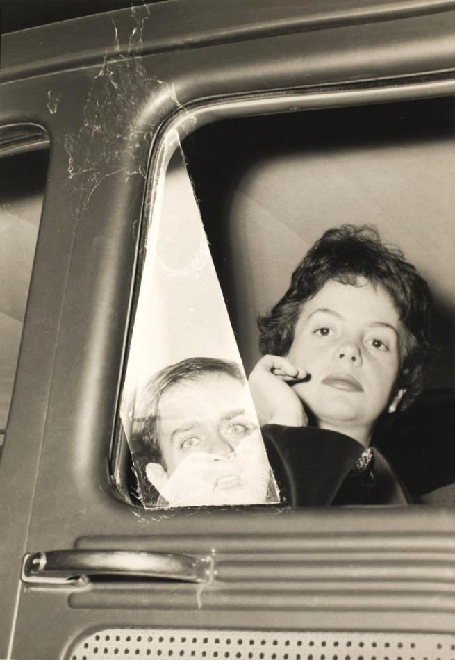 Kati Horna. 'Antonio Souza y su esposa Piti Saldivar' [Antonio Souza and his Wife Piti Saldivar] Mexico, 1959